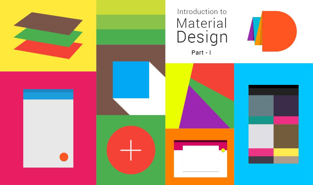 feature image material design