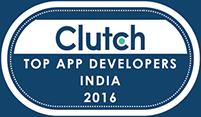 Clutch – Top App Developers Logo