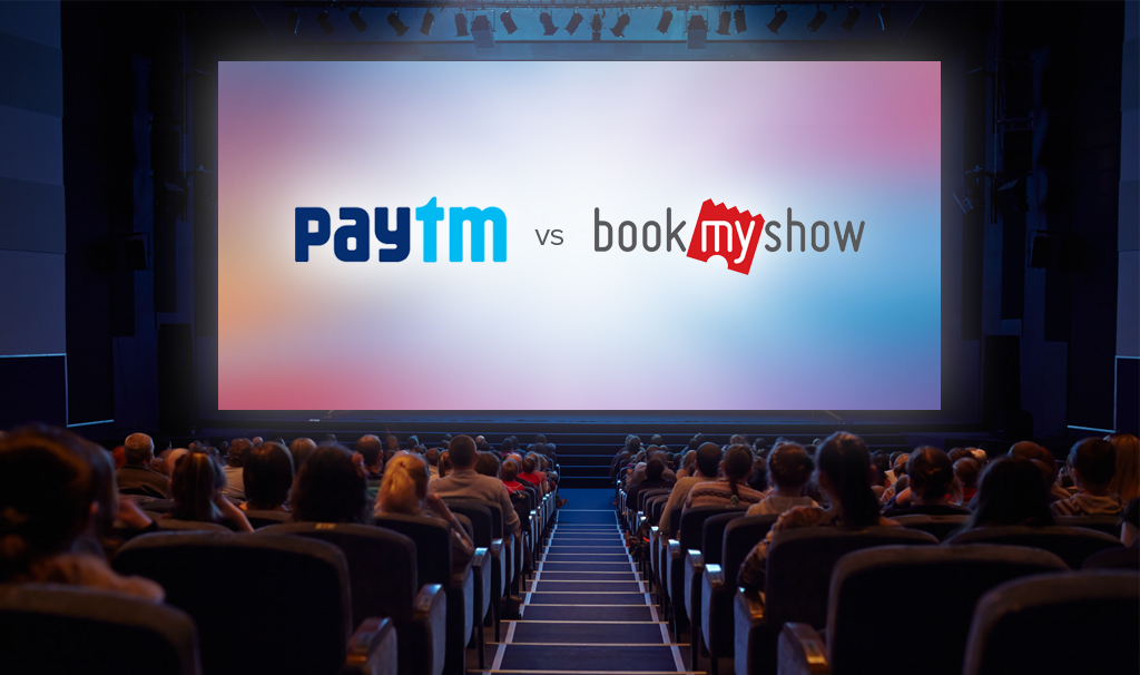 pay tm vs book my show