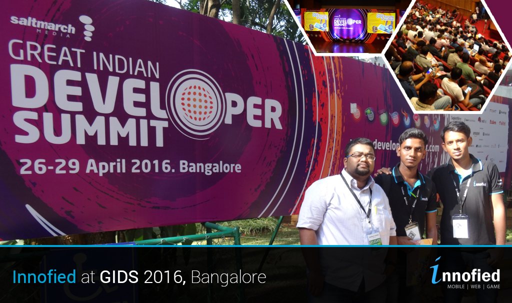 Innofied at GIDS