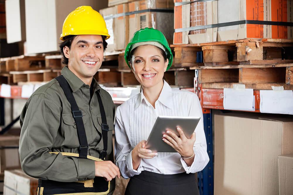 Logistic Management App