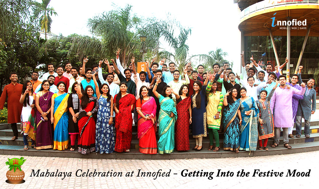 Innofied Mahalaya Celebration