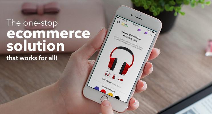 Innofied-ecommerce app-solution