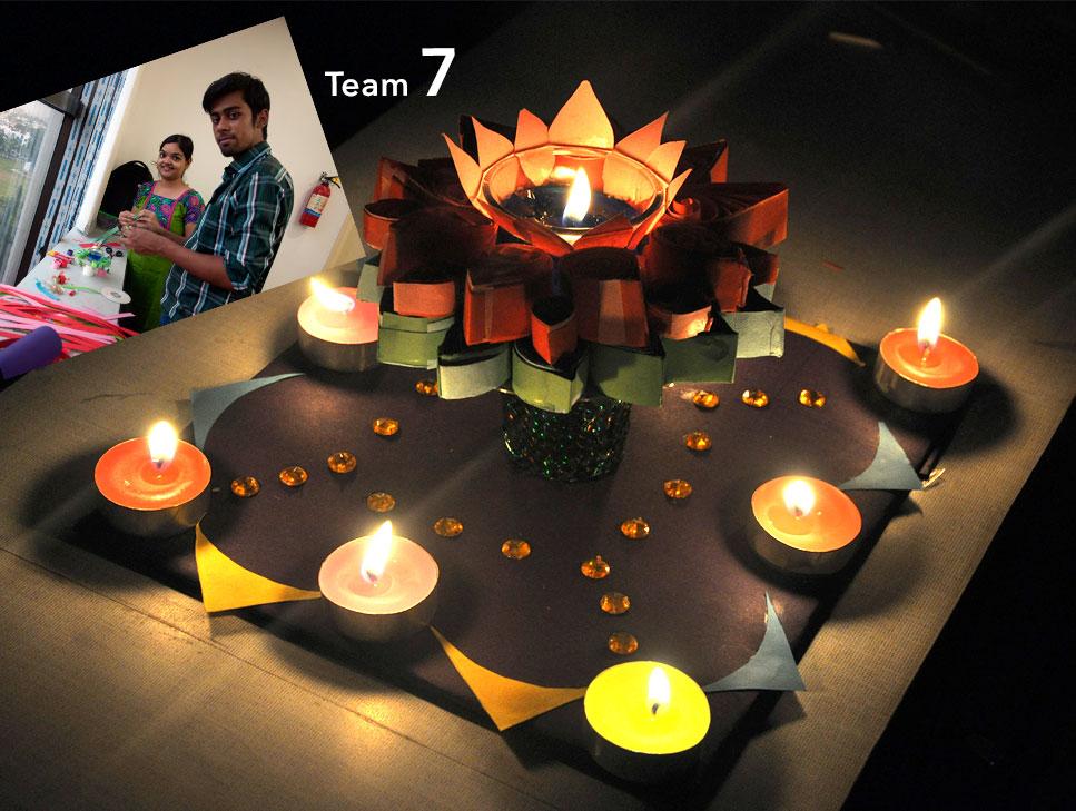 diwali-lantern-2016-team-7