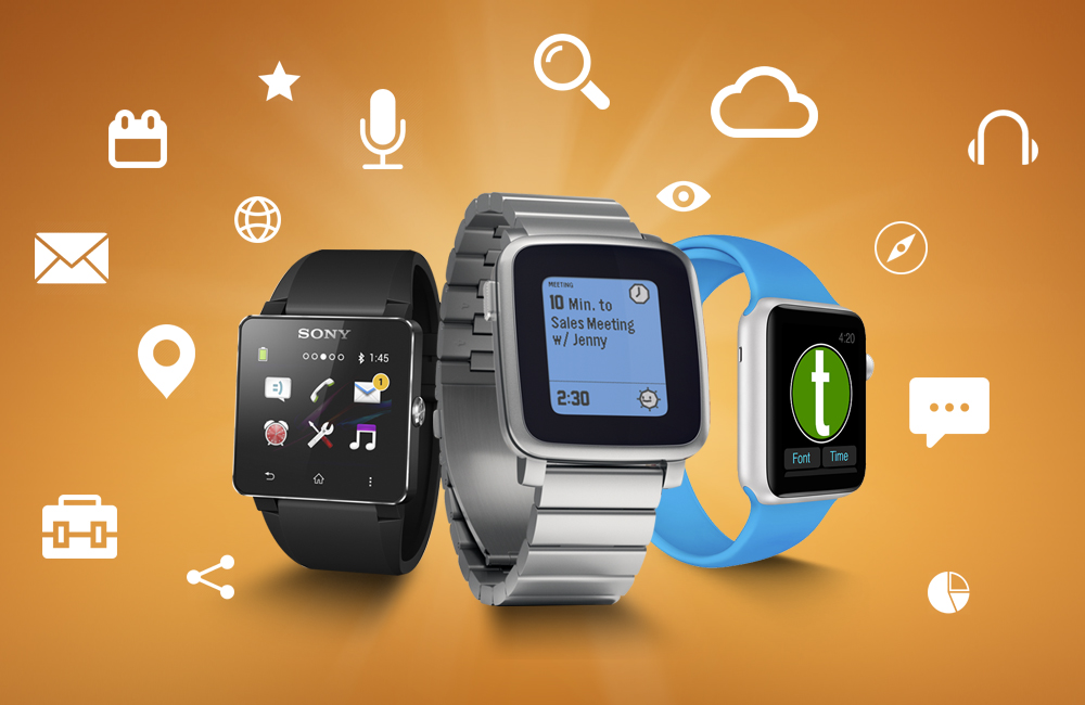 smartwatch app development