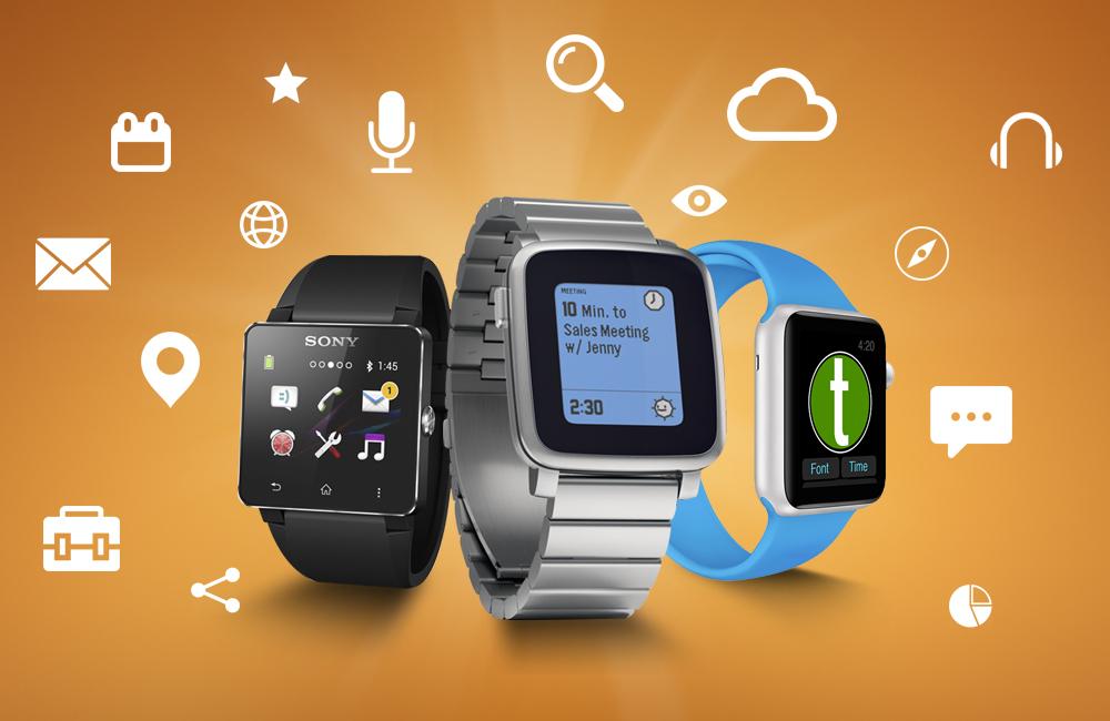 smartwatch app development