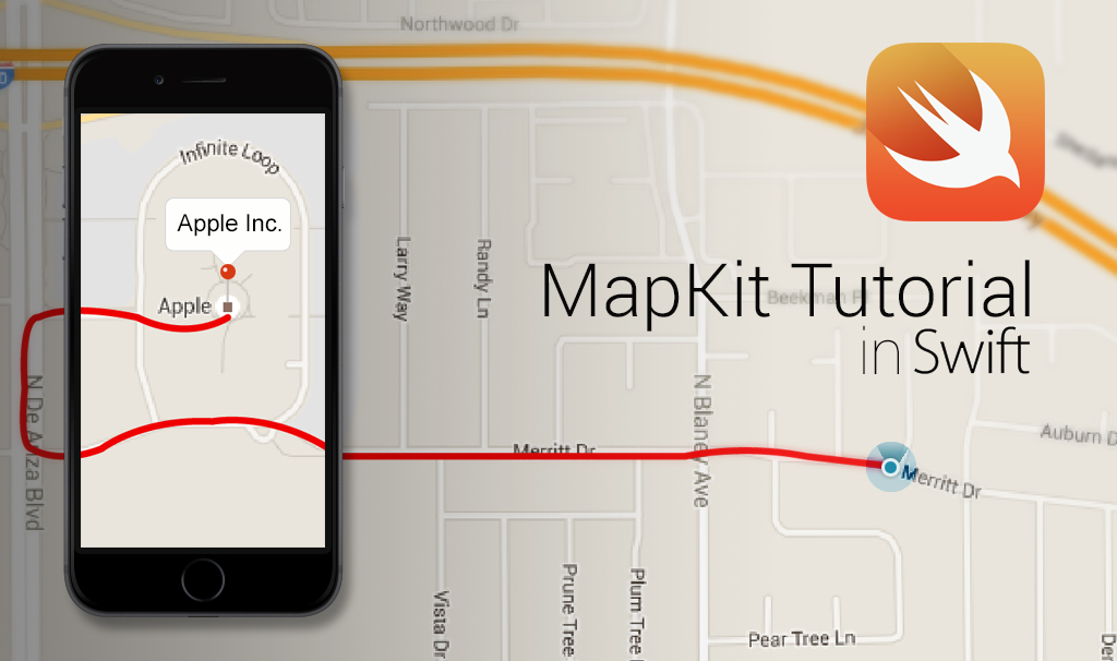 Implement location tracking using MapKit in Swift - Innofied