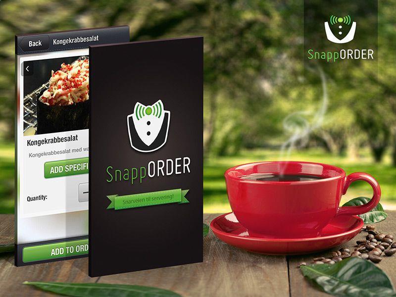 SnappOrder - Mobile App
