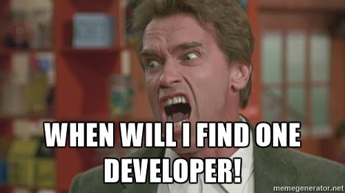 how to find an mobile app developer?