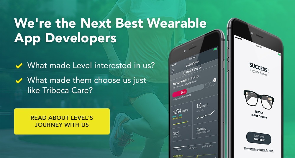 wearable app case study