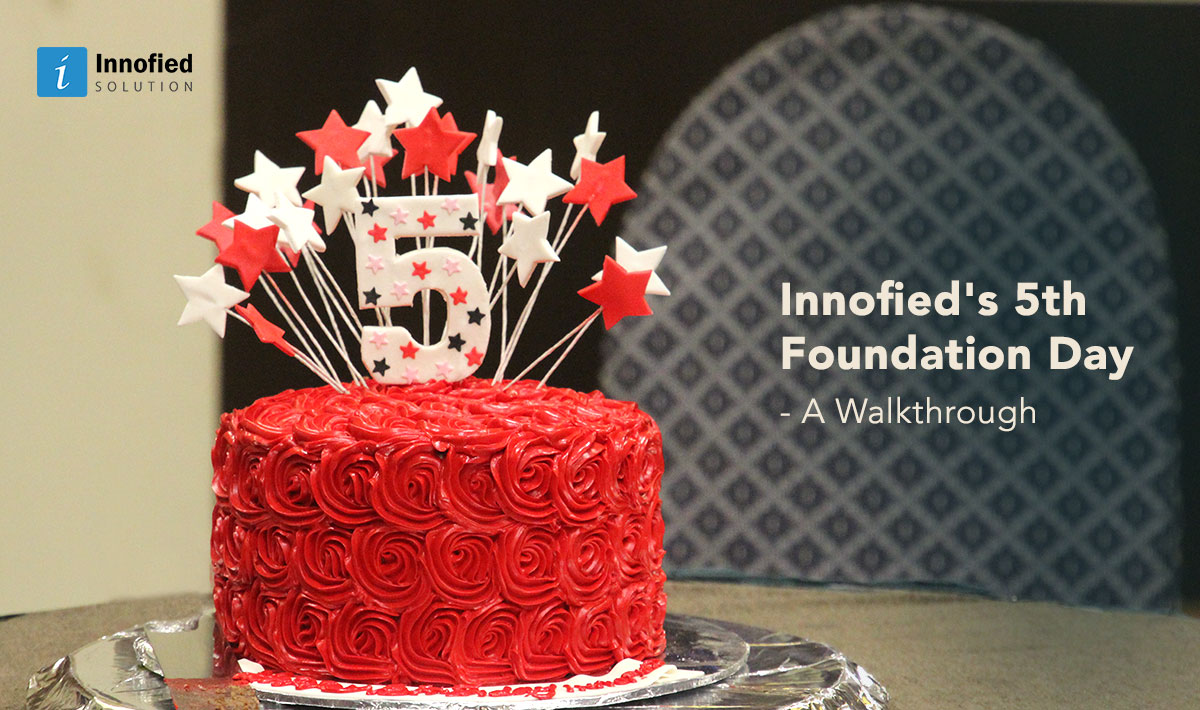 Innofied's foundation day