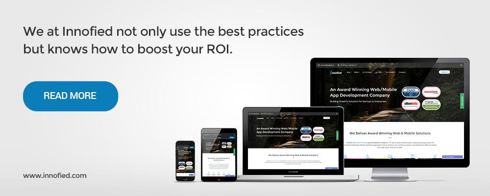 startup app development idea ROI