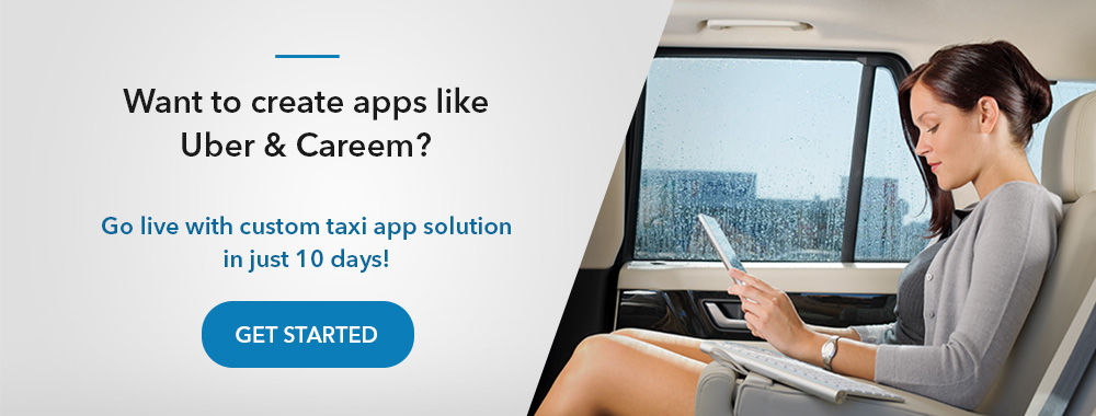 create an on demand app like Uber