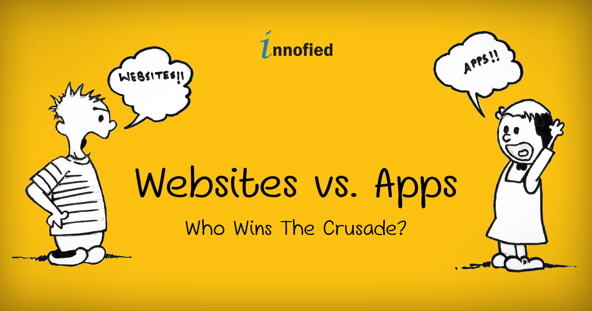 website development service vs app development