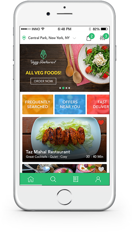 Top On Demand Food Delivery App Development USA, Food