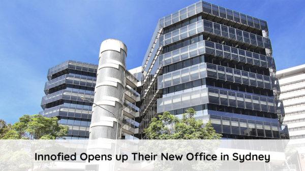 Innofied's New Mobile app development services office in Sydney, Suatralia