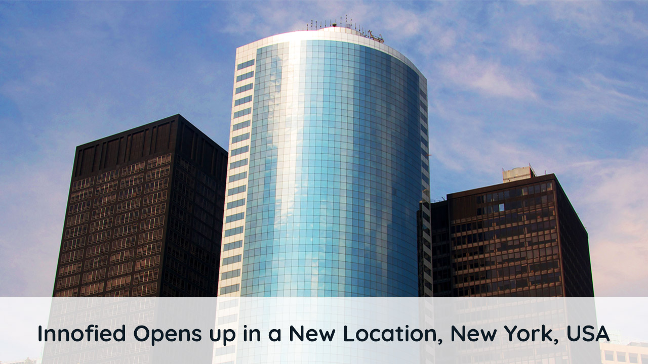 Innofied- mobile app development company opens up new office in NY, USA