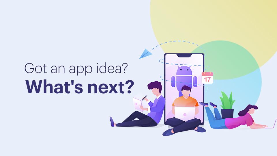 have an app idea